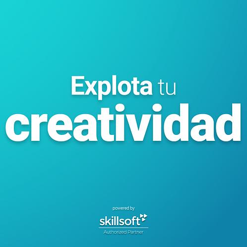 Mejora tu creatividad