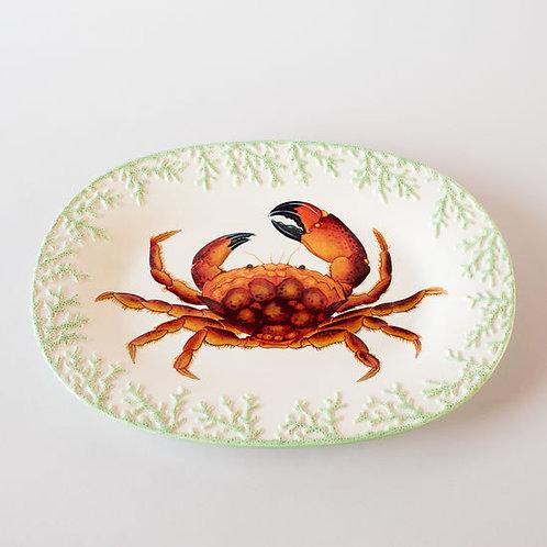 Sanibel Collection- crab serving bowl