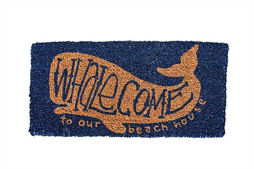 Pompano Collection- whalecome door mat