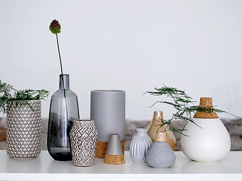 Delray Collection- modern planters and vases