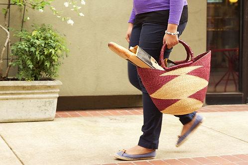Miami Collection- woven market baskets