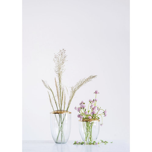 Palmetto Collection- flower vase