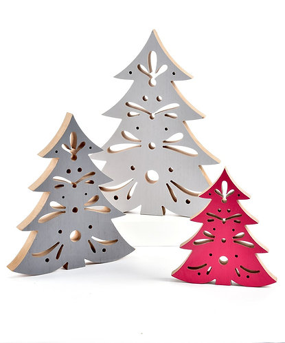 Nordic Collection- holiday table top trees