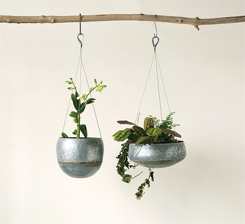 Miami Collection - hanging planters
