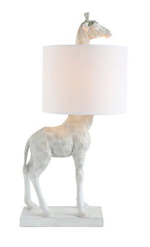 Safari Friends Collection- giraffe lamp