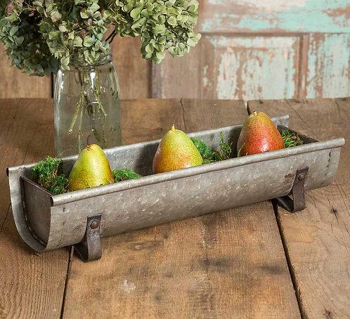 Loxahatchee Collection- chicken feeder trough