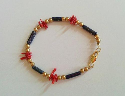Caribbean Collection- Azul bracelet