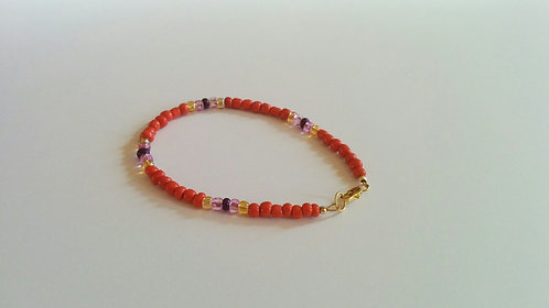 Sun and Surf Collection- Sunset bracelet