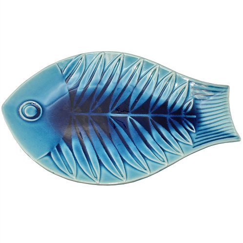 Biscayne Collection- blue fish tray