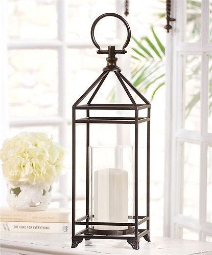 Palmetto Collection - hurricane lantern