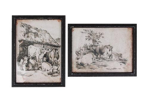 Redlands Collection- farm prints