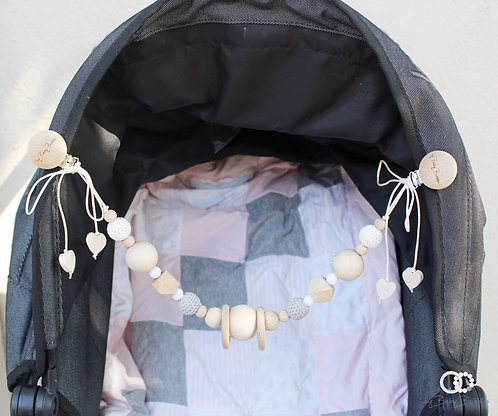 Baby Bubbles Collection- pram garland