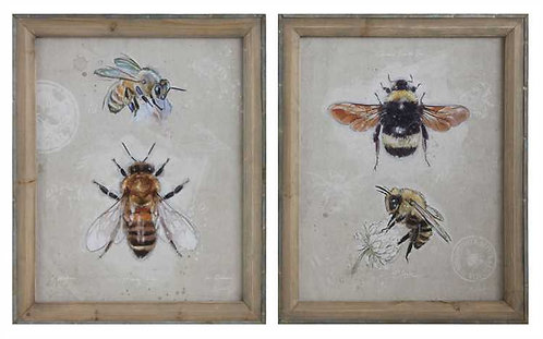 Collection- bee-havin' prints