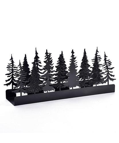 Winter Wonderland Collection- forest candle holder