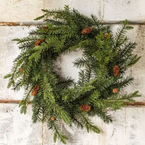 Winter Wonderland Collection- douglas fir holiday wreath
