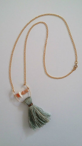 Sun and Surf Collection- beach necklace