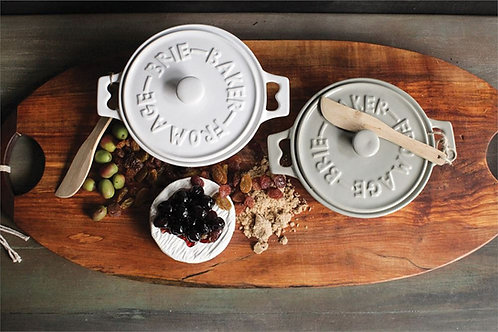 Riviera Collection- brie baker