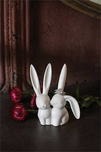 Jardin Collection- bunny ring holder