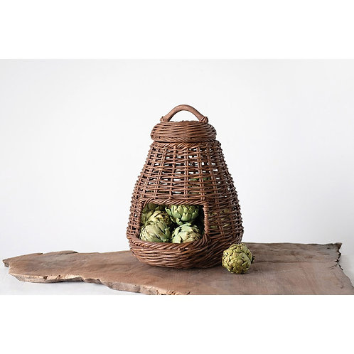 Palmetto Collections- traditional vegetable basket