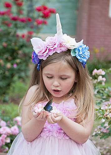 Enchanted Collection- unicorn headband
