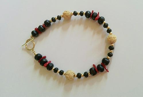 Caribbean Collection- Sail away bracelet