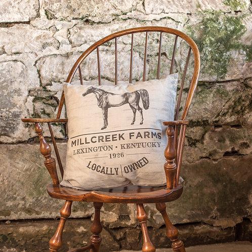 Homestead Collection- farmhouse throw pillow