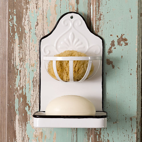 Redlands Collection- wall mounted soap holder