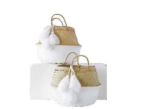 Sanibel Collection- woven baskets