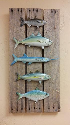 'Bait Fish' - Artist: Kathryn Rush