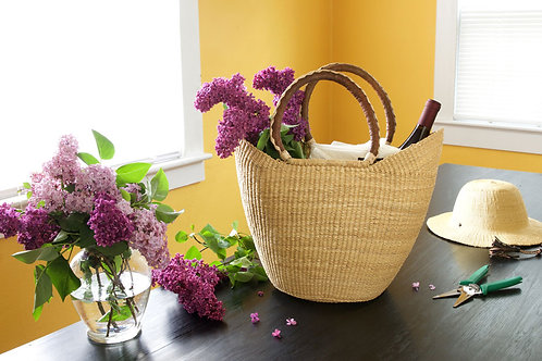 Sanibel Collection- woven market baskets