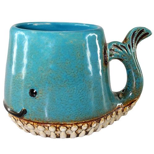 Melbourne Collection- whale mug