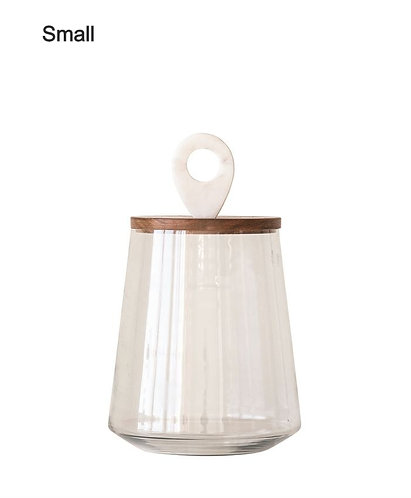 Lighthouse Point Collection- glass jars