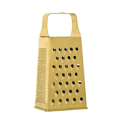 Palm Beach Collection- gold finish graters