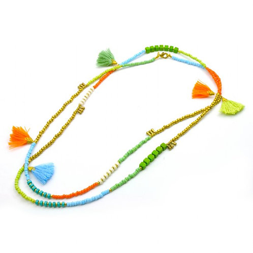 Reef Collection - island style necklace