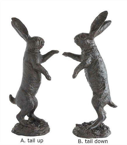 Homestead Collection- The red hares