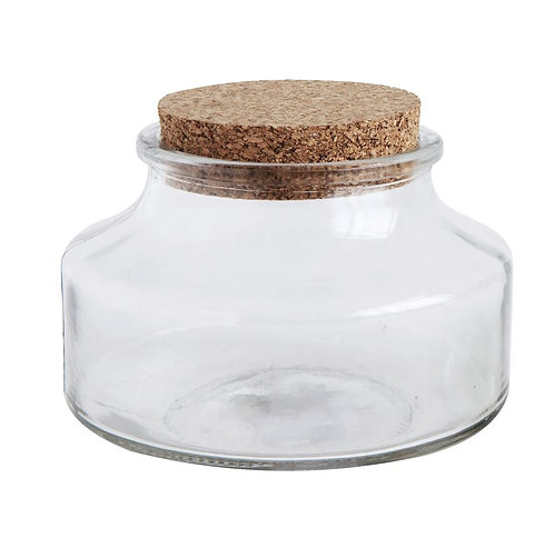 Palmetto Collection- corked jar