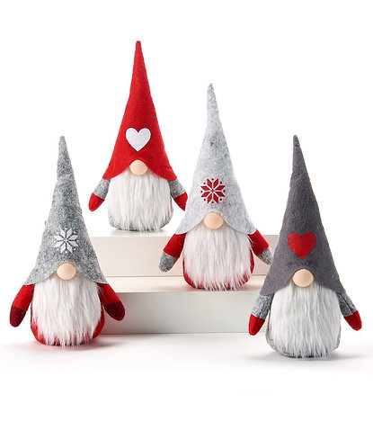 Nordic Collection- LED Nordic gnomes