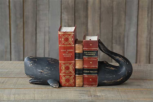 Melbourne Collection- whale bookends