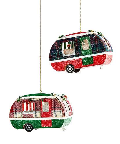 Winter Wonderland Collection- LED camper van ornaments