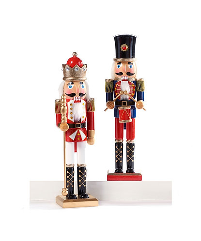 Winter Wonderland Collection- nutcrackers