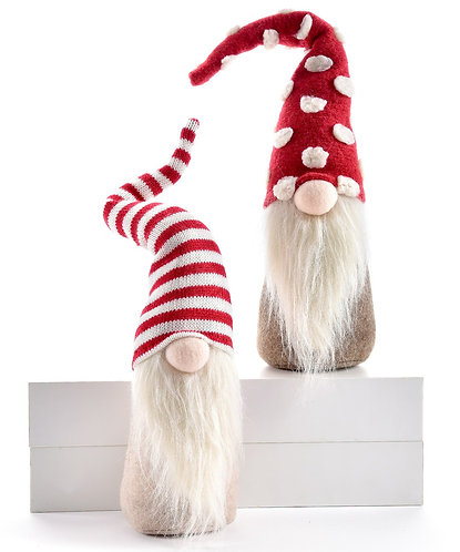 Nordic Collection- Nordic gnomes with twisty hats