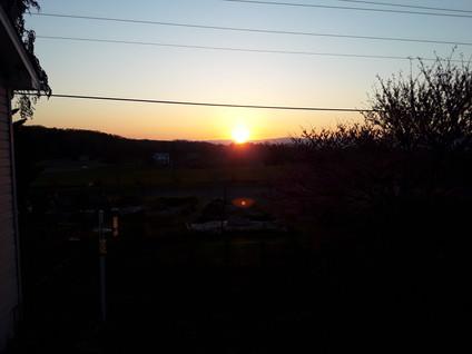 Sun Rise (Genesis 1:1)