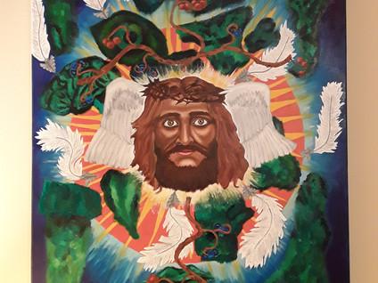 """Fellowship Labyrinth To JESUS"""