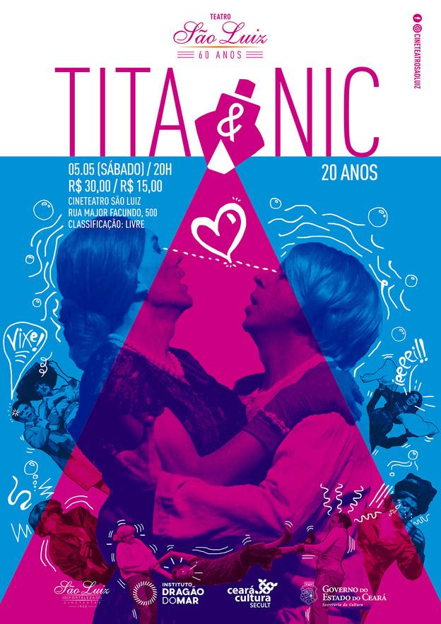 Tita e Nic - 20 anos (2018)