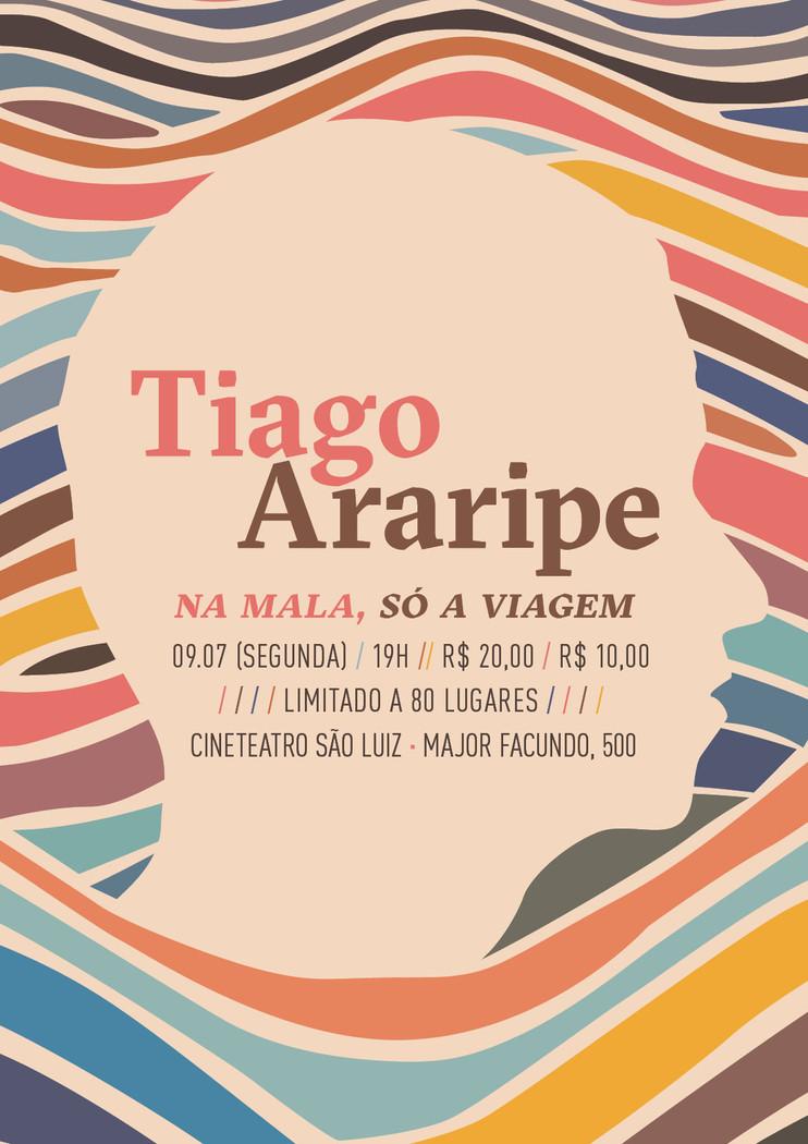 Tiago Araripe - Na Mala, Só A Viagem (2018)