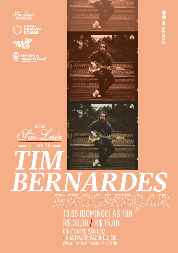 Tim Bernardes - Recomeçar (2019)