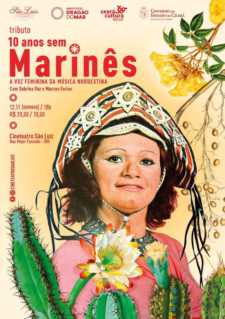 Tributo à Marinês - A Voz Feminina da Música Nordestina (2017)