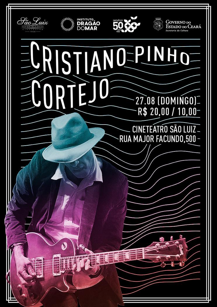 Cristiano Pinho - Cortejo (2018)