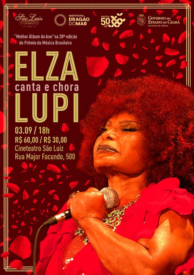 Elza Soares canta e chora Lupicínio Rodrigues (2017)