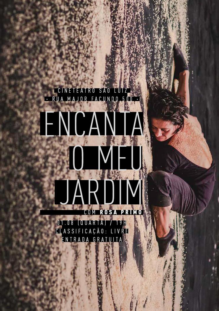 Rosa Primo - Encanta Meu Jardim (2018)